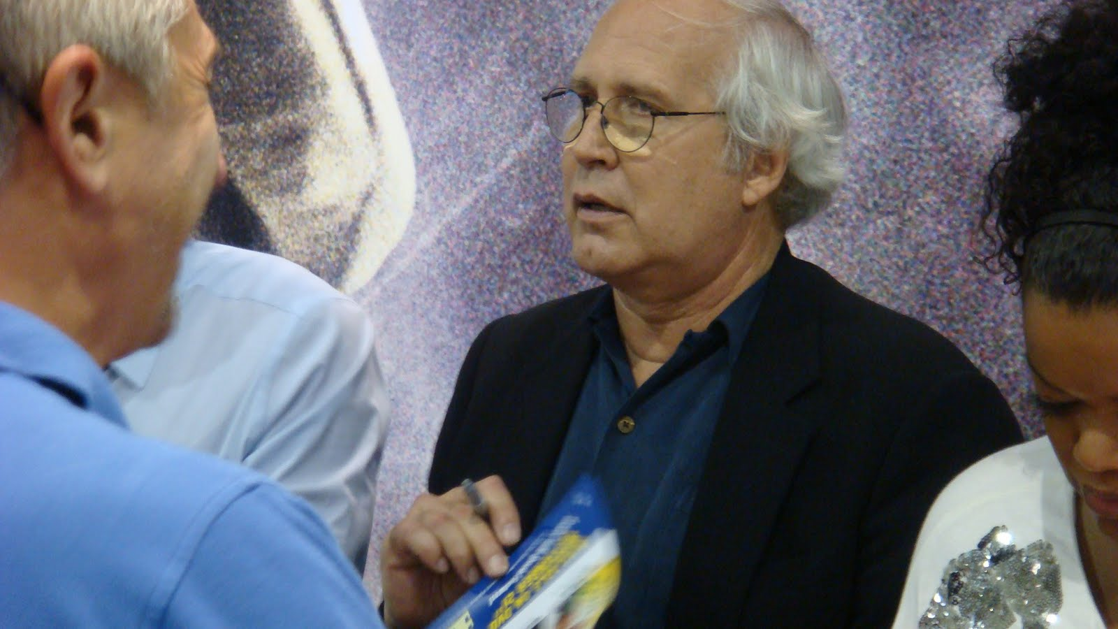 is chevy chase jewish